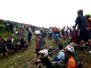Gobar Robek 2011 - Tangkuban Perahu